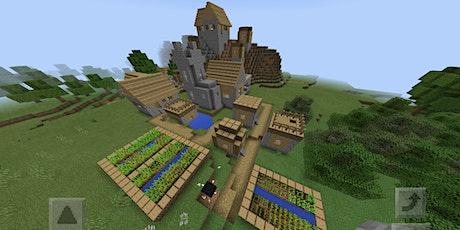 Online I Minecraft: Einmaliger Familien-Workshop tickets
