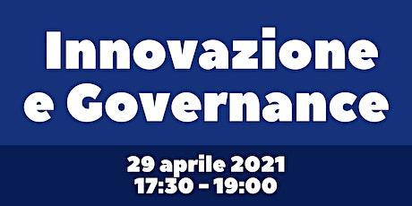 Innovazione e Governance biglietti
