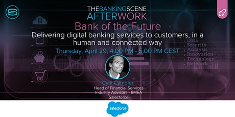 The Banking Scene Afterwork April 29 tickets