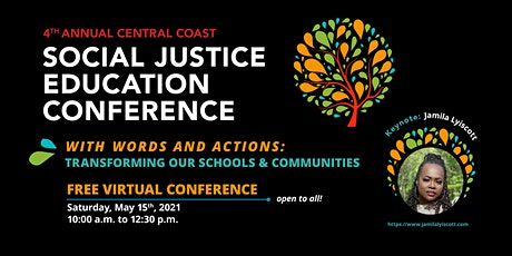 4th Annual Social Justice & Education Conference tickets