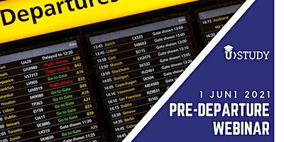 Pre-departure webinar