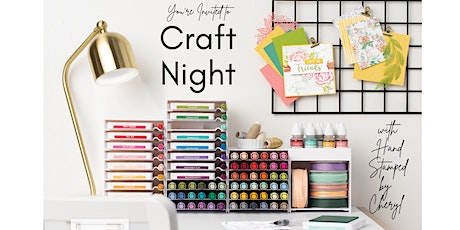 Craft Night tickets