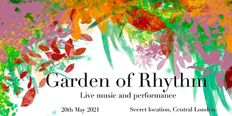 Garden of Rhythm Live Music (Spring) tickets