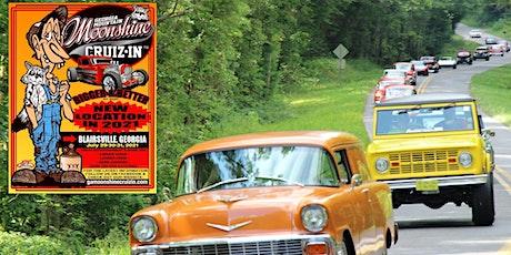 Georgia Mountain Moonshine Cruiz-In 2021 tickets