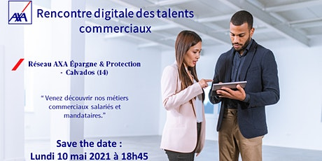 Rencontre digitale des talents commerciaux Epargne & Protection entradas