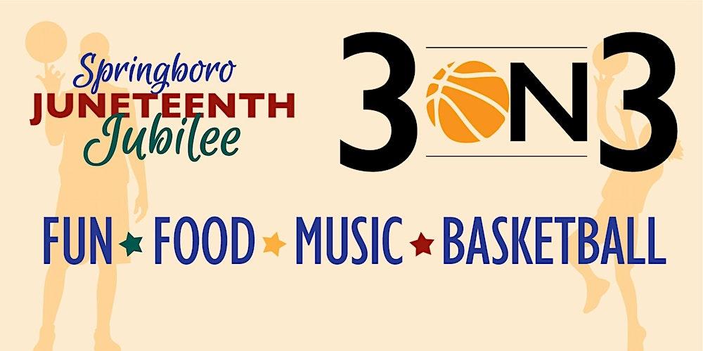 Springboro 3 on 3 Basketball Tournament in Celebration of Juneteenth