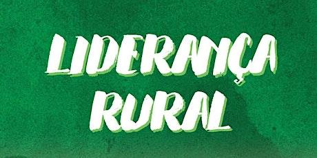 Curso de Liderança Rural Online - Turma 4 ingressos