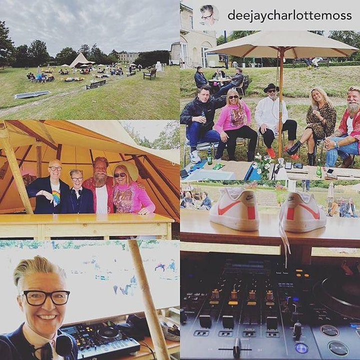 The Harland Bar & Terrace DJ Sessions -fun in the sun image
