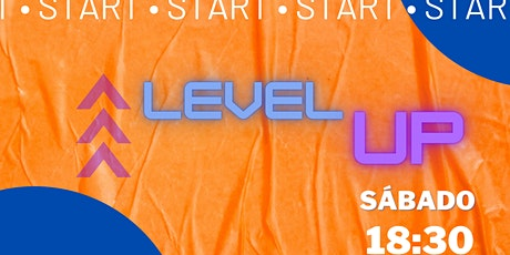 START LEVEL UP ingressos