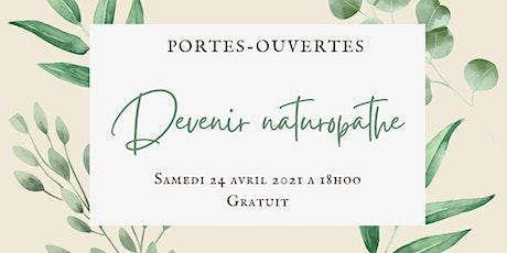 Portes-Ouvertes Académie de Naturopathie Luxembourg tickets