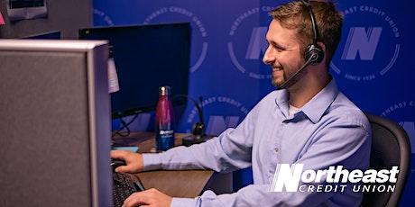 Northeast Credit Union Virtual Career Fair tickets