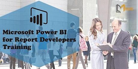 Microsoft Power BI for Report Developers 1 Day Training in Hamburg Tickets
