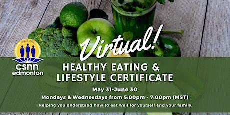 Healthy Eating & Lifestyle Workshop biglietti