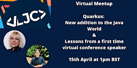 Quarkus: New addition to the Java World & New Conference Speaker Lessons tickets