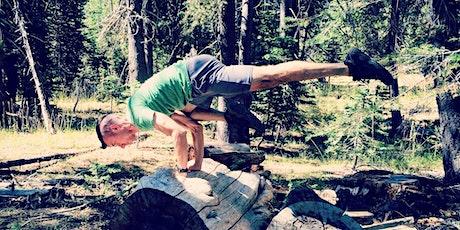 Trevor's Zoom Yoga Class, Saturday April 24th, 9:30am PST tickets
