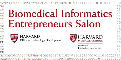 Biomedical Informatics Entrepreneurs Salon: Stephen Kahane tickets
