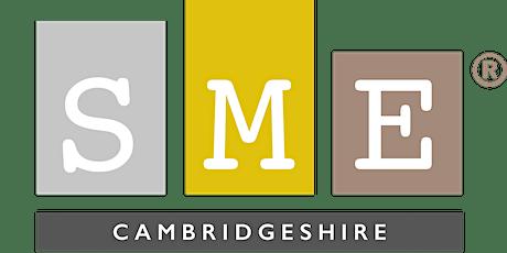 SME Cambridgeshire Business Awards 2021 tickets