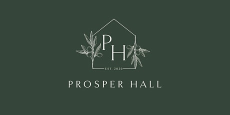 Information Session and Fundraiser For Prosper Hall tickets
