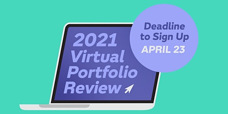2021 Virtual Portfolio Review Tickets