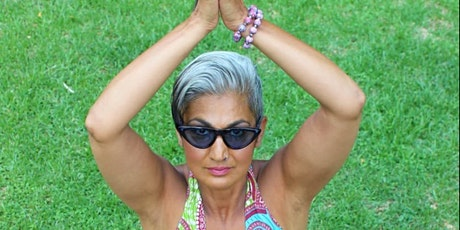 Being a Menopausal Pleasure Seeker - with Ridwana Jooma tickets