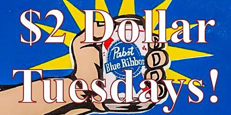 $2 PBR Tallboy Tuesday @the FORUM tickets