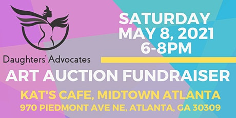 Daughters' Advocates Art Auction Fundraiser tickets