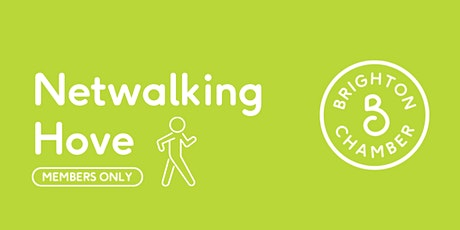 Netwalking – Hove (members only, in person) tickets