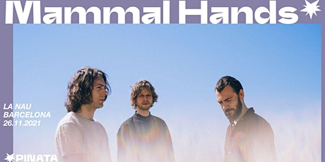 Mammal Hands en Barcelona tickets