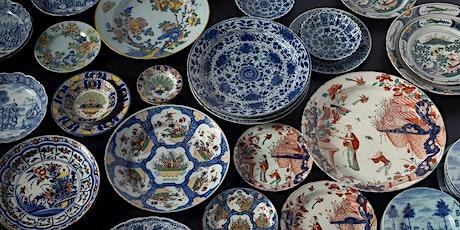 Museumweek - Kunstmuseum presenteert: Webinar Het Wonder van Delfts Blauw tickets