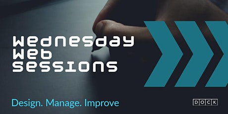 Wednesday Web Sessions - Value Stream Mapping & Business Capabilities tickets