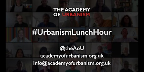 The Urbanism Hour / Community as tenant tickets