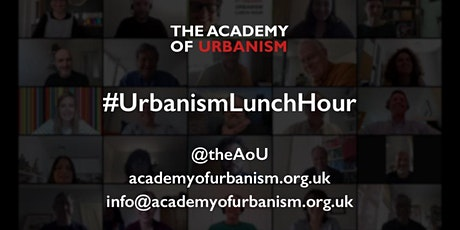 The Urbanism Hour / Place-making is the easy bit! tickets