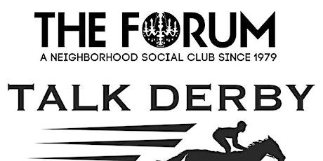 Derby Day! @the FORUM tickets