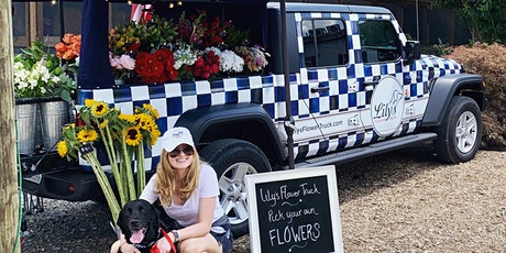 Lily's Flower Truck at The Witmer tickets