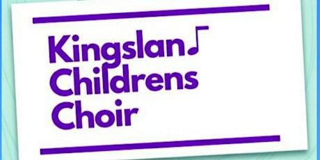 KCC - Kingsland Childrens Choir tickets