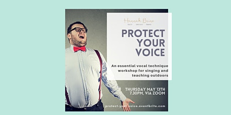 Protect Your Voice Workshop tickets