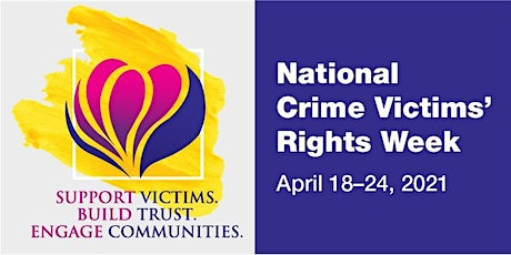 CT National Crime Victims' Right's Week - Kick off tickets