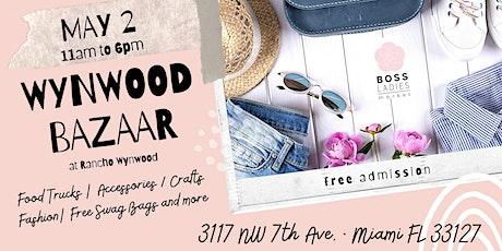 Wynwood Bazaar & Food Trucks tickets