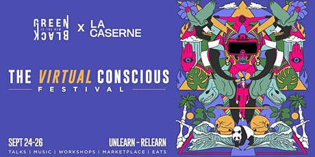 [VIRTUAL] The Conscious Festival 2021 tickets