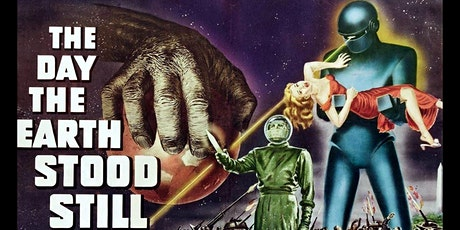 Cold War SciFy Film Series Kick-Off:  The Day the Earth Stood Still tickets