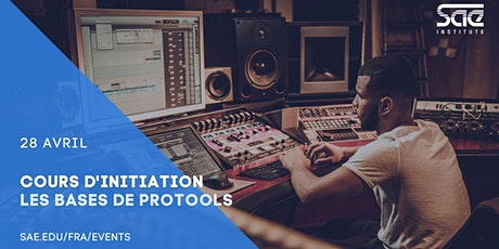 Cours d'initiation aux bases de Pro Tools tickets