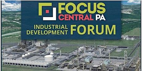 IDF 2021: Focus Central PA Industrial Development Forum tickets