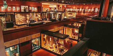 Oriental Museum: Friday Visit tickets