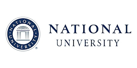 National University Start Sooner Finish Faster Virtual Information Session tickets
