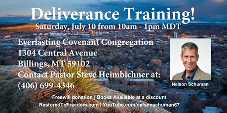 Deliverance Training in Billings, MT tickets