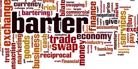Intro To Bartering  Plus Networking tickets