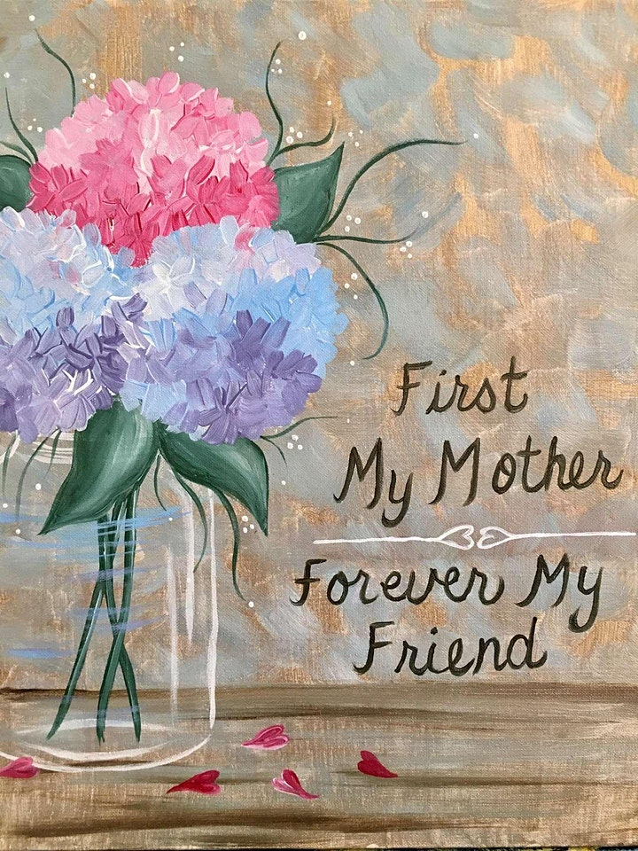 Mother's Day Painting image