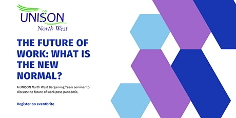 The Future of Work: What is the New Normal? tickets