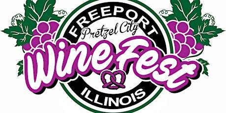 Pretzel City Winefest tickets