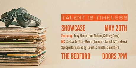 Talent Is Timeless Showcase tickets